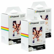 3 Pack Polaroid PIC 300 Instant Film 60 Sheets Total Good For Instax Camera
