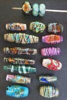 Handmade Lampwork Glass Beads