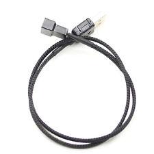 Pop USB A male to Fan 2-Pin/3-Pin 3pin /4-Pin 4pin Adapter Cable for 5V YO