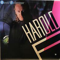 Harold Faltermeyer - Harold F - MCA Records - 1988 - Vinyl LP