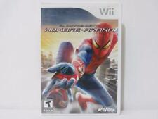 Rare Spanish Spider-Man El Sorprendente Hombre-Arana For Nintendo Wii