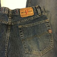 Vtg Ikeda Womens Jeans Distress Destroyed Size 32 x 32