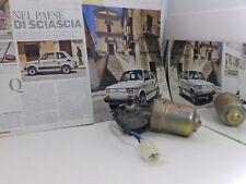 FIAT 126 SILVER DEL79 - MOTORINO TERGICRISTALLO TGE 556 / A ORIGINALE M MARELLI