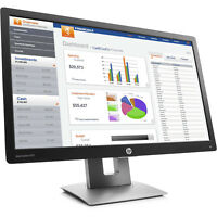 HP EliteDisplay 23'' E232 Cheap Gaming Monitor LED M1N98AA 1080p IPS HDMI PC