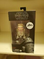 "IN HAND HASBRO STAR WARS BLACK SERIES GALAXY'S EDGE 6"" R5-P8 ACTION FIGURE"