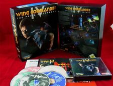 PC DOS: Wing Commander  4 IV: The Price of Freedom  - Origin Systems 1995