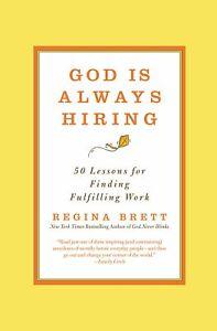 Regina Brett GOD IS ALWAYS HIRING: 50 Lessons Unabridged CD *NEW* FREE Shipping!