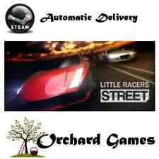 Little Racers STREET : PC MAC LINUX : Digital download Steam : Auto Delivery