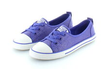 Converse All Star Chuck Taylor Ox Ballet Lace Lila Sparkle Gr. 37,5 / 38
