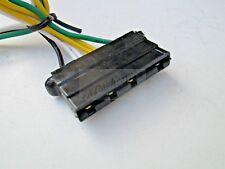 Ford  AMC Jeep 62-79 Voltage Regulator Connector Repair Harness Plug Connector