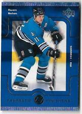 1998-99 UD Fantastic Finishers OWEN NOLAN (ex-mt) San Jose Sharks