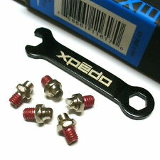 gobike88 New Xpedo MX Replacement Pin Kit, Twin Tip pin, 50pcs with Tool, H92