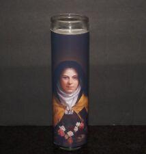 Saint Thérèse of Lisieux Little Flower THERESE Prayer Altar CANDLE Catholic