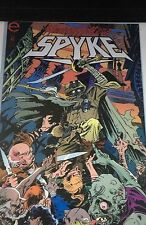 Shpyke 1994 series # 2 comic book - This seller accepts most offers