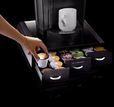 Mind Reader Anchor 36 Keurig K-Cup Storage Pods Holder Coffee Organizer Black