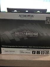 Audiovox Driven by Dice MediaBridge AMBR-1502-NIS w/ FREE Belkin 3.5mm aux cable