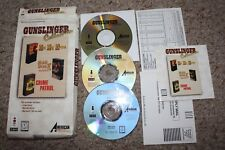 Gunslinger Collection (Panasonic 3DO) Complete in Long Box w/ Reg Card
