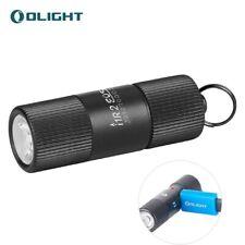 OLIGHT I1R 2 Eos Mini-Taschenlampe für wiederaufladbare mit USB-Kabel 150 Lumen