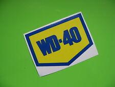 Wd-40 Racing Auto Adesivo/Adesivo x2