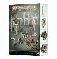 Azyrite Shattered Plaza - Warhammer Sigmar - Brand New! 64-14