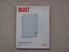 BUILT Apple iPad 2/3/4 Protective Smart Back Clear TATTY PACKAGING