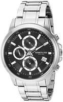 Kenneth Cole New York Men's Stainless Steel Quartz Watch KC50733003 Wristwatch