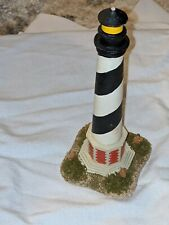 Wood Decorative Wooden Lighthouse Collectible