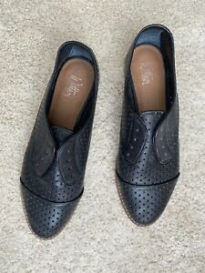 Women's Shoes WITTNER Black  Brogues Size 38