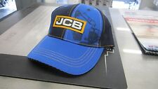 JCB BLUE HAT