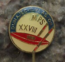 1981 International Canoe Kayak Whitewater Slalom Championships Slovak Pin Badge