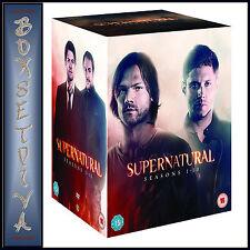 SUPERNATURAL - COMPLETE SEASONS 1 2 3 4 5 6 7 8 9 & 10 **BRAND NEW DVD BOXSET***