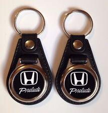 Honda Prelude keychain 2 pack fob car logo