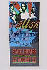 M. Arminski Bush Handbill Flyer