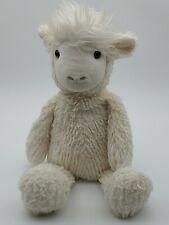 "Manhattan Toy Company 14"" White Sheep Lamb Stuffed Animal Plush Toy. 2017."