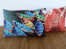 Sander Kissen Maritim RIVER BOAT, Kissen mit Federfüllung 35x50 cm
