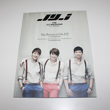 THE JYJ MAGAZINE NO.2 - The Return of the JYJ
