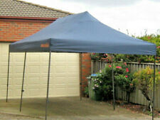 RIDGE RIDER ULTIMATE GAZEBO - 6M X 3M WITH WHEELED CARRY BAG