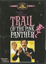 TRAIL OF THE PINK PANTHER PETER SELLERS DVD BRAND NEW SEALED