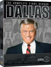 DALLAS - SEASON 14 - DVD - REGION 2 UK