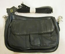 WOMENS CLIP ON WAIST HIP BELT POUCH LADIES SHOULDER STRAP PURSE PHONE WALLET BAG