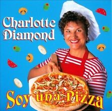 Soy una Pizza * by Charlotte Diamond (CD, Apr-2000, Hug Bug)