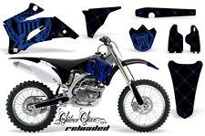 AMR RACING OFF ROAD MOTOCROSS GRAPHIC DECAL KIT YAMAHA YZ 250/450 F 06-09 RUBGK