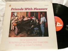 DICK SUDHALTER Friends With Pleasure Dan Barrett LP