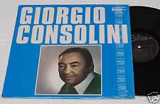 GIORGIO CONSOLINI:LP-COME NUOVO NM CONDITION NM !!!!!!!