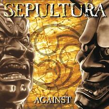 Sepultura ‎– Against / Roadrunner Records CD 1998  ‎– RR 8700-2