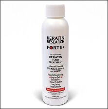 Keratin Forte Extra strength hair Blowout Keratin treatment 120ml with Argan Oil
