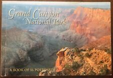 GRAND CANYON National Park Postcards Photo Book Of 16