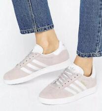 adidas Gazelle Purple Athletic Shoes
