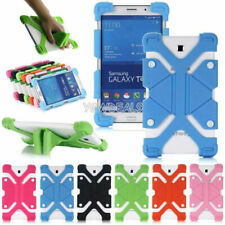 For Samsung Galaxy Tab A E S2 Tab 4 Universal Shockproof Gel Rubber Case Cover