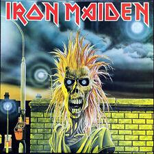 IRON MAIDEN - (Self titled Vinyl LP) 2014 - Sanctuary SAT411247 - NEW / SEALED